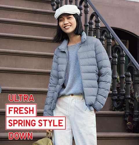 ULTRA FRESH SPRING STYLE DOWN