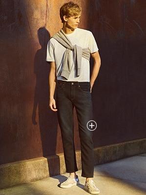 12e18a5217827 Jeans Homme | regular, slim, skinny, selvedge | UNIQLO