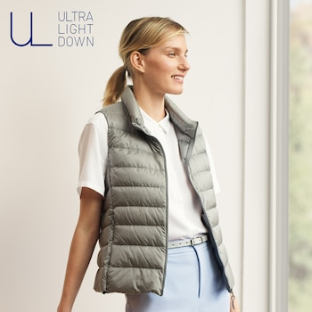 Ultra Light Down Vests
