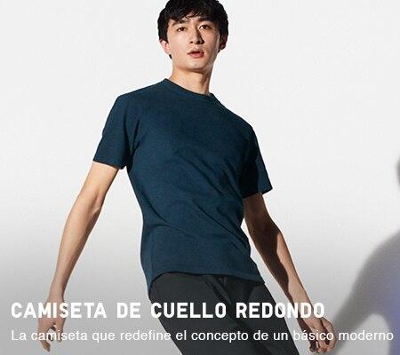 61c506b1e Camisetas de hombre: cuello redondo, pico, algodón Supima, manga ...
