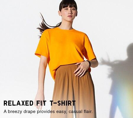0af94c17 Women's T-Shirts & Polo Shirts | UNIQLO