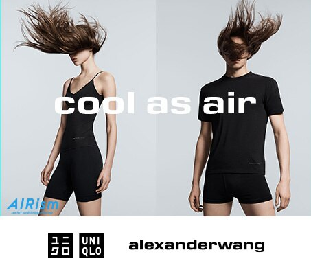 UNIQLO AND ALEXANDERWANG SPRING/SUMMER 2019: AVAILABLE NOW