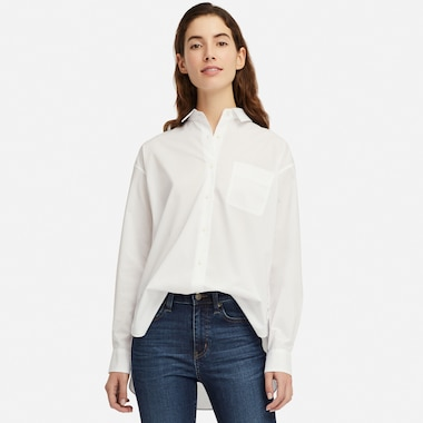EXTRA FINE COTTON LONG-SLEEVE SHIRT