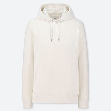 men long-sleeve hooded sweatshirt