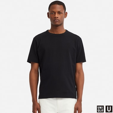 men u crew neck short-sleeve-tshirt