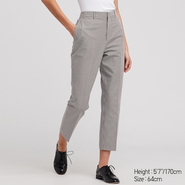EASY CARE STRETCH CROPPED PANTS (ONLINE EXCLUSIVE)