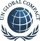 UN Global Compact Signatory Logo