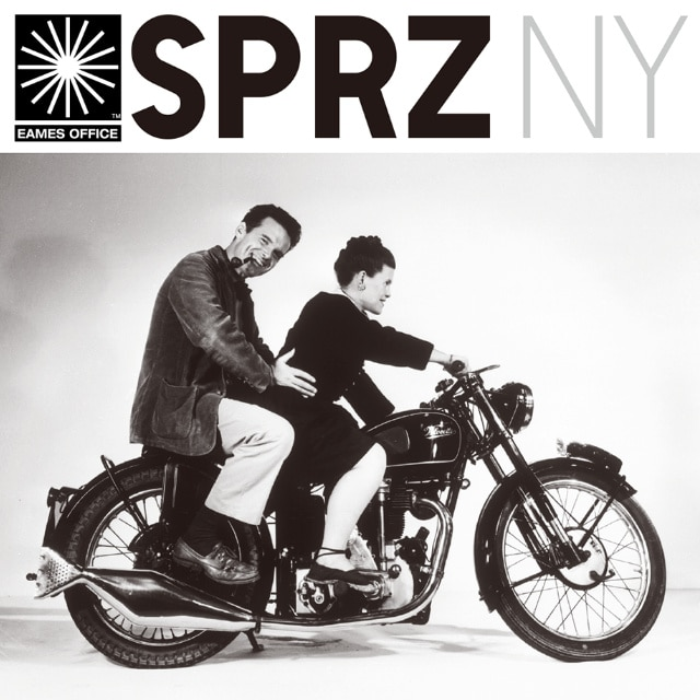SPRZ NY Charles and Ray Eames