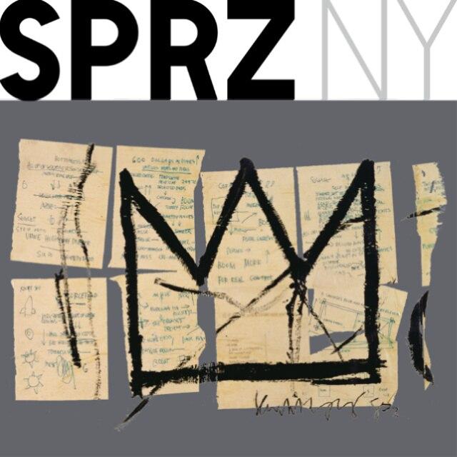 SPRZ NY Jean-Michel Basquiat