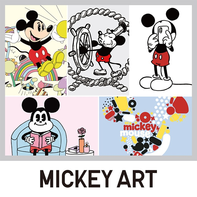 4b11703bf Mickey Mouse Graphic Design T-Shirts for Men & Women | UNIQLO US