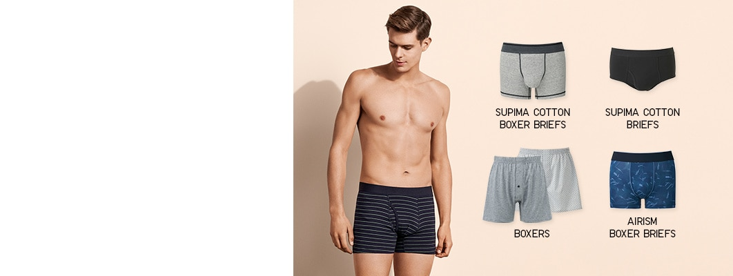 low price sale most fashionable preview of Men's Boxers and Boxer Briefs | UNIQLO US