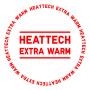 extra warm heattech logo