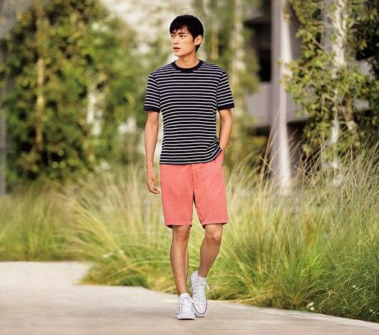 Men's shorts hero image