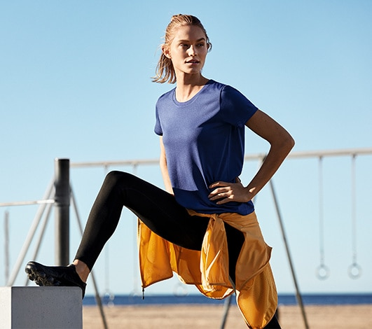 7e40994c460d7 Women's Activewear: Tops, Pants, Bras, Swimwear & More | UNIQLO US