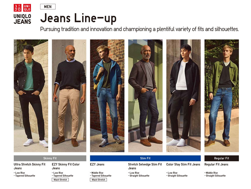 039fb640 Men's Denim Jeans: Skinny, Stretch, Slim Fit & More | UNIQLO US